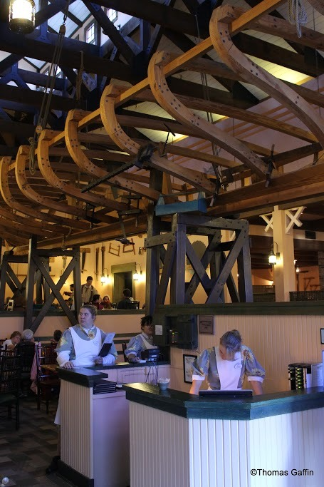 Guest Review Boatwright S Dining Hall At Disney S Port