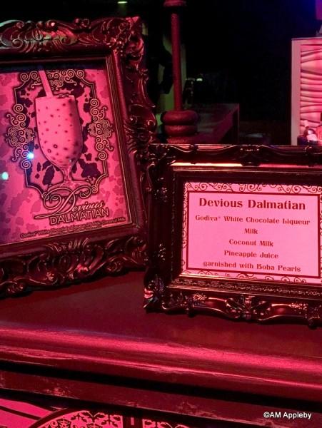 Devious Dalmatian