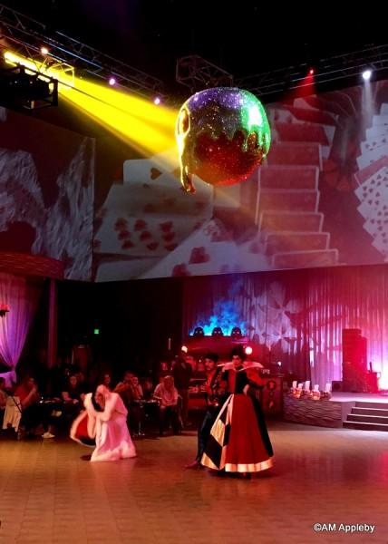 Cruella, Kanzo, and The Queen of Hearts