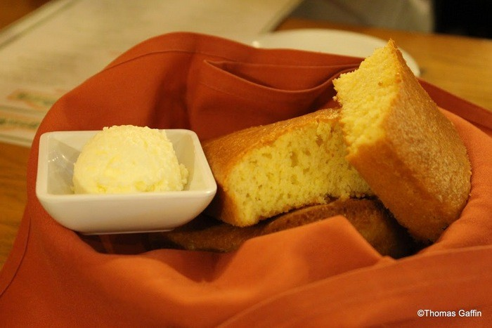 Corn Bread and Butter