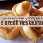 """5 Best """"One-Credit"""" Disney Dining Values"""
