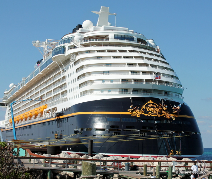 Guest Review Adult Beverages Aboard The Disney Dream