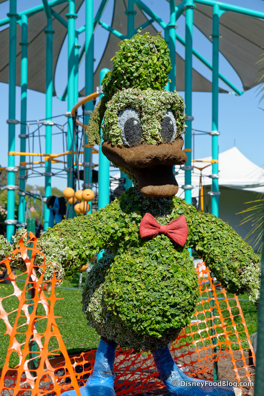 News Full Booth Menus For 2017 Epcot Flower And Garden Festival Plus Garden Rocks Concert