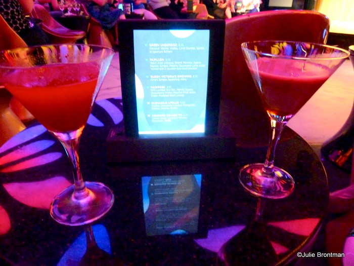 Drinks at Evolution