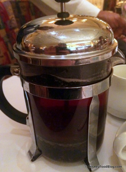 French Press Up Close