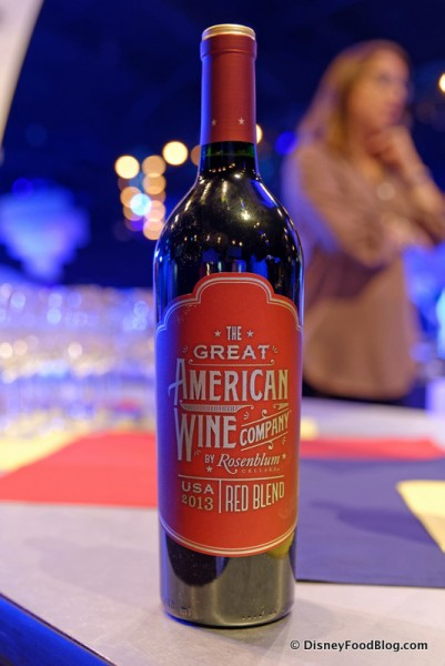 Great American Red Wine