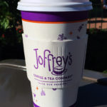 Disney World Joffrey's Kiosks Serving Coffee for a Dollar on National Coffee Day — September 29th