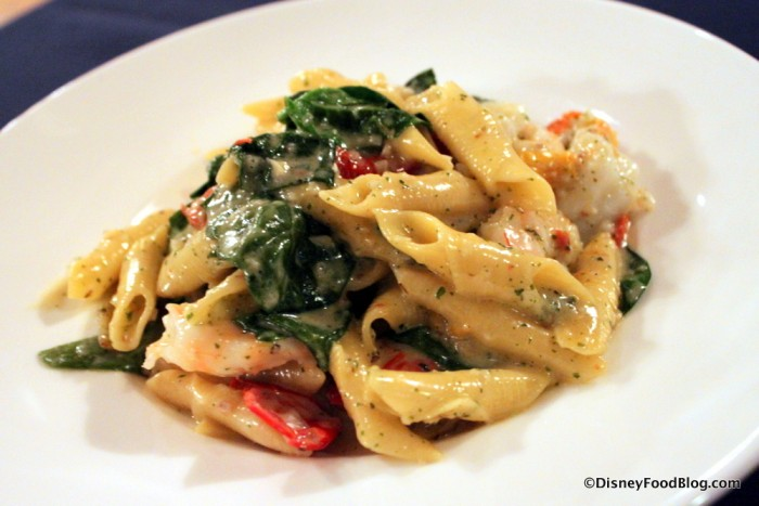 Key West Shrimp and Garganelli Pasta