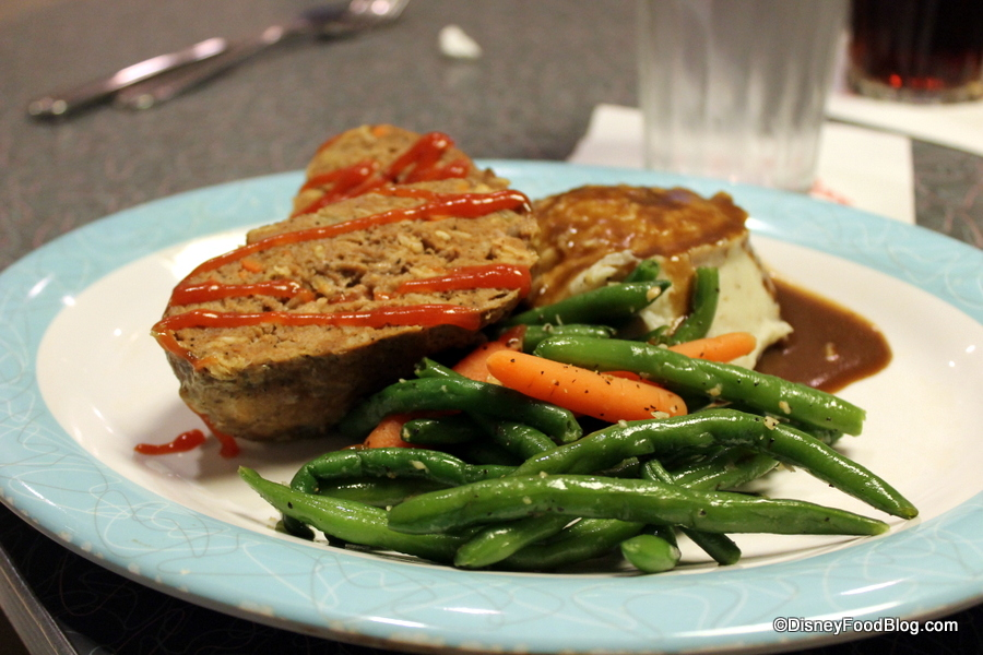 Cousin Ann's Traditional Meatloaf