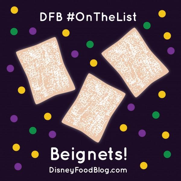 #OnTheList: Beignets!