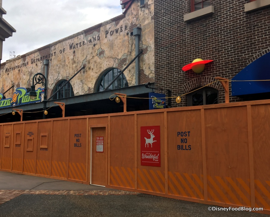 News: Muppets Courtyard is Officially Official…for now…at