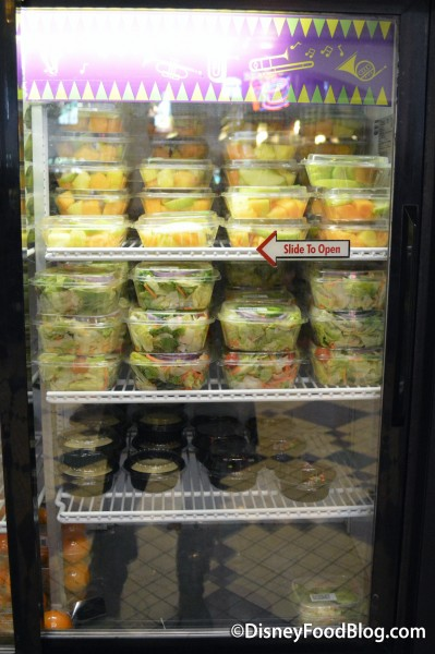 Grab-and-Go Food Items