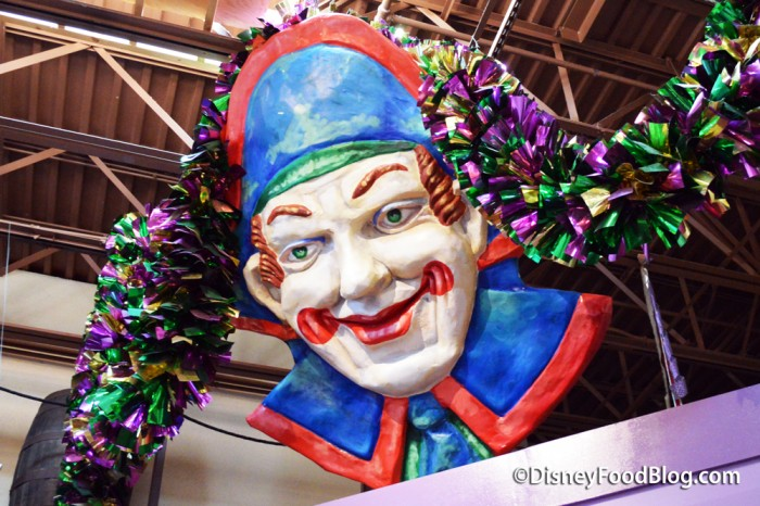 Giant Clown Face!