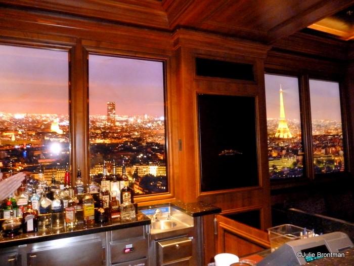 Paris at Skyline Lounge
