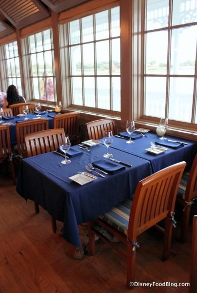 Your Table Awaits...