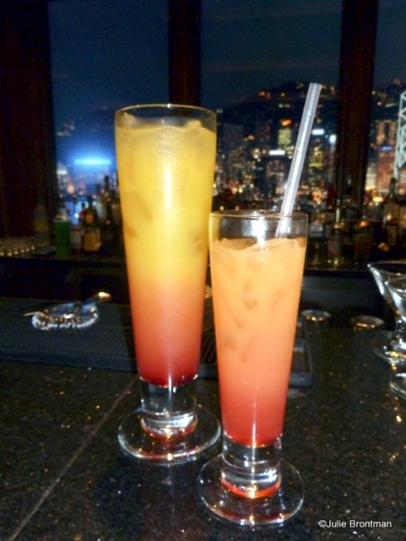 Tequila Sunrises -- Cheers!