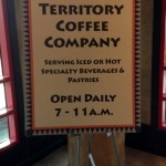 Review: Territory Coffee Company (Territory Lounge) in Disney's Wilderness Lodge