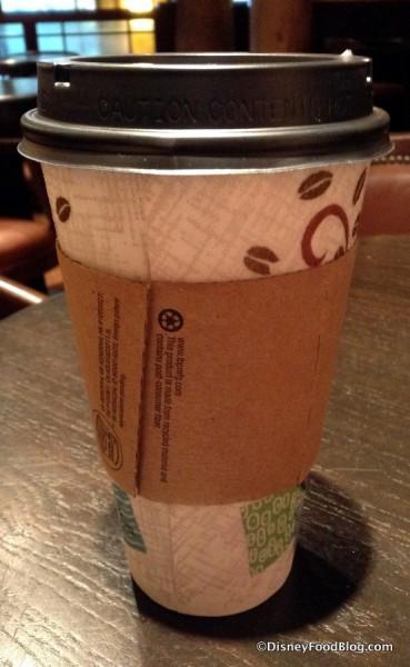 Wilderness Bark Latte... cup ;)