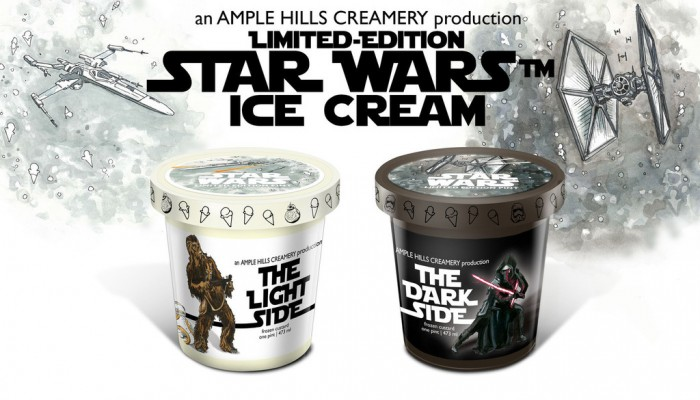 Star Wars Ice Cream by Ample Hills Creamery
