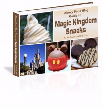 Plan your Magic Kingdom snacks now!