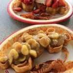 Review: Specialty Waffles at Roaring Fork in Disney's Wilderness Lodge