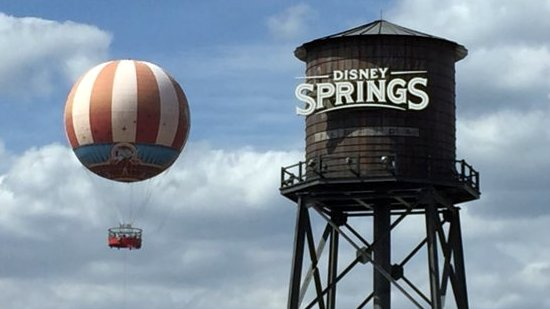 ©Disney Springs Twitter Account