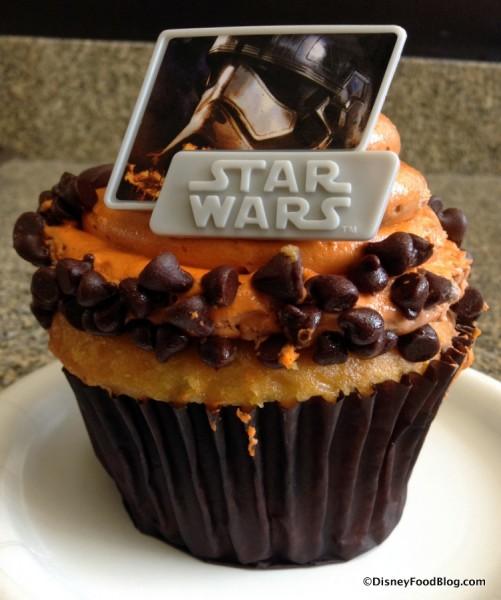 Star Wars Cupcake