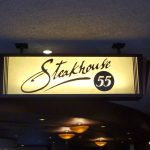 REVIEW: An AMAZING Three-Course Meal AND Secret Menu Items at Steakhouse 55 in Disneyland!