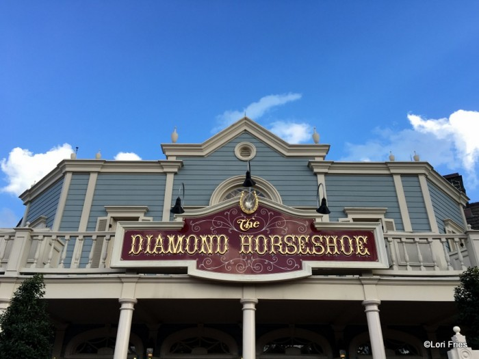 The Diamond Horseshoe