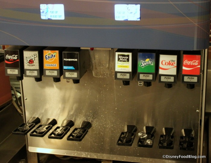 Fountain Drink Dispenser