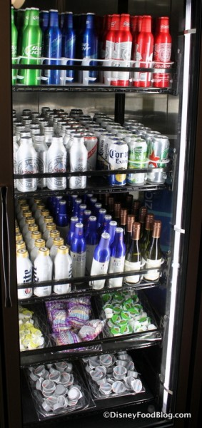 Grab and Go -- Beer and Wine