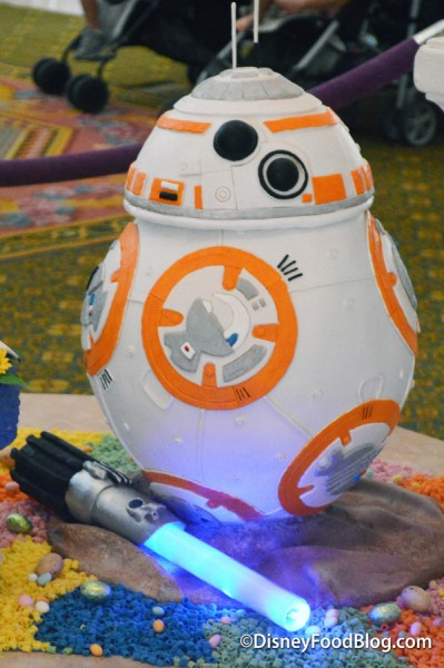 BB-8 Easter Egg