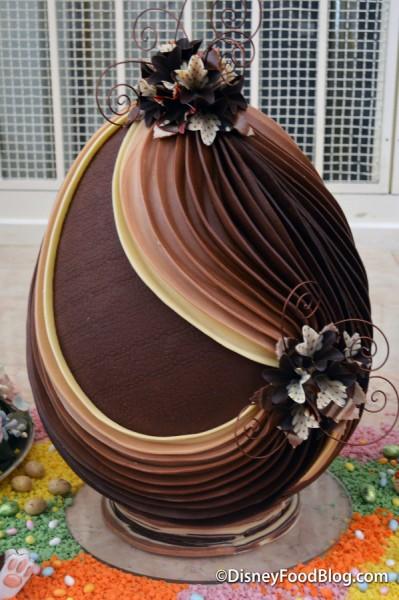Chocolate Decorative Egg
