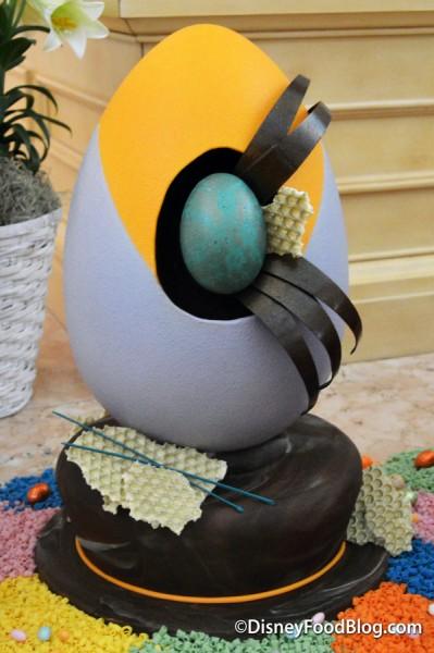 Hat Easter Egg