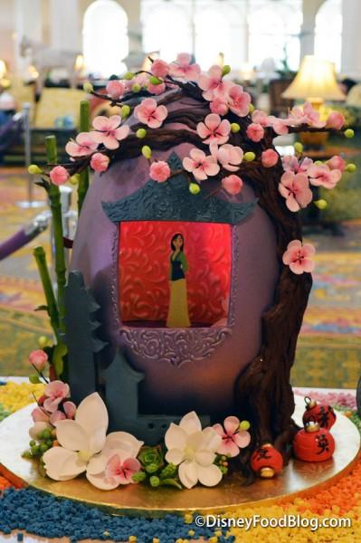 Mulan Easter Egg