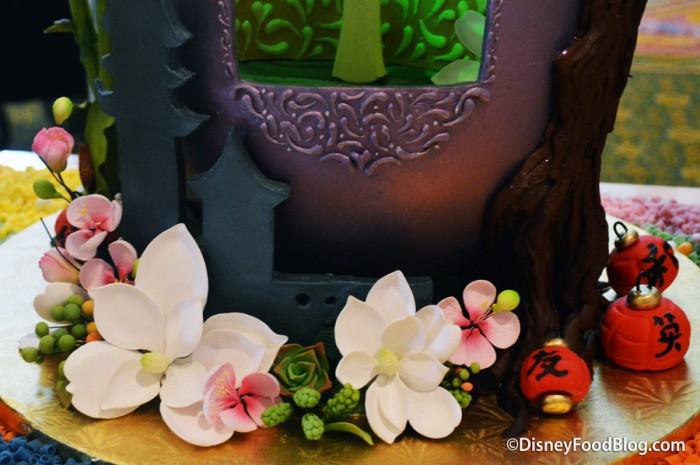 Mulan Easter Egg detail