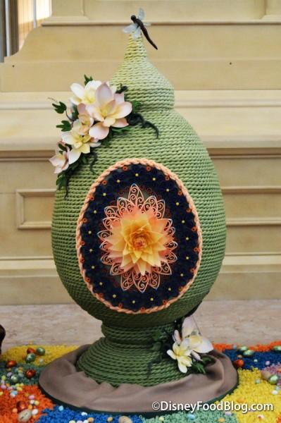 Woven Easter Egg