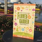 News! FULL BOOTH MENUS for 2017 Epcot Flower and Garden Festival, PLUS Garden Rocks Concert Series, and MORE