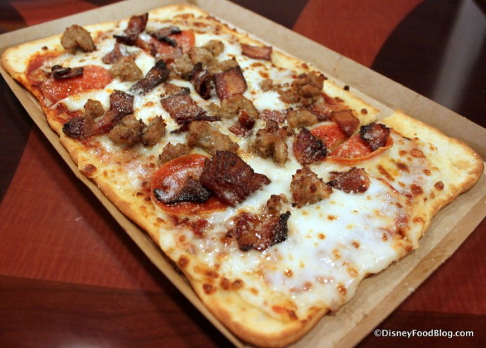 Meat Lovers Flatbread