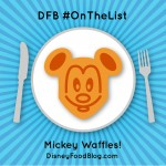 #OnTheList: Mickey Waffles