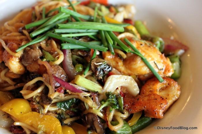 Pan-Asian Noodles -- Up Close
