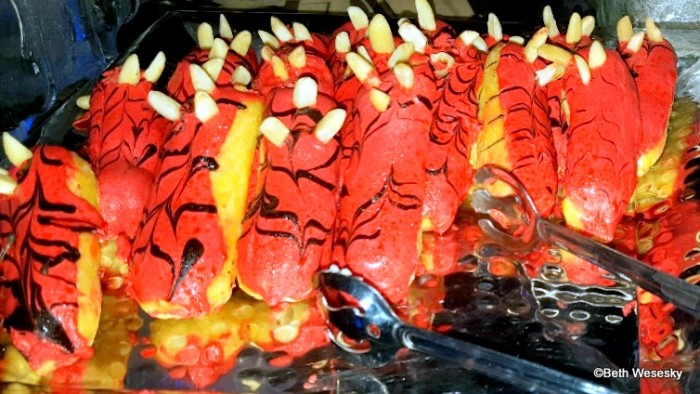 """""""Darth Maul"""" The Pastry Menace Eclairs"""