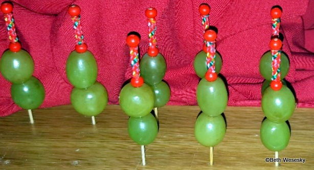 Green Grape Sabers