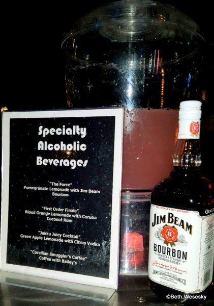 Specialty Alcoholic Beverages