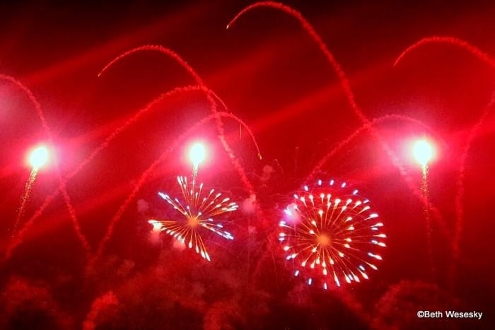 Fireworks for Star Wars Fans
