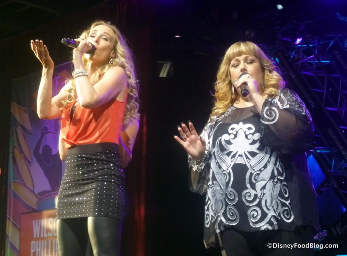Wilson Phillips at Eat to the Beat