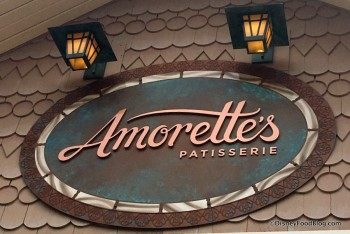 amorettes patisserie sign