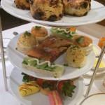 Dining in Disneyland: Afternoon Tea at Disneyland Hotel's Steakhouse 55