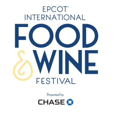 2016 Epcot Food and Wine Festival Logo Official Disney