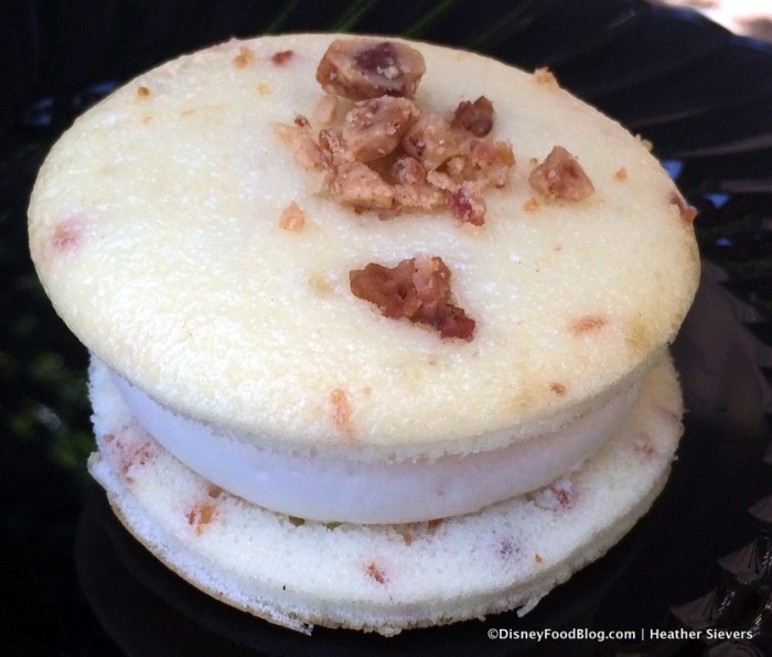 Apple Bacon Whoopie Pie from the 2016 DCA Food and Wine Festival